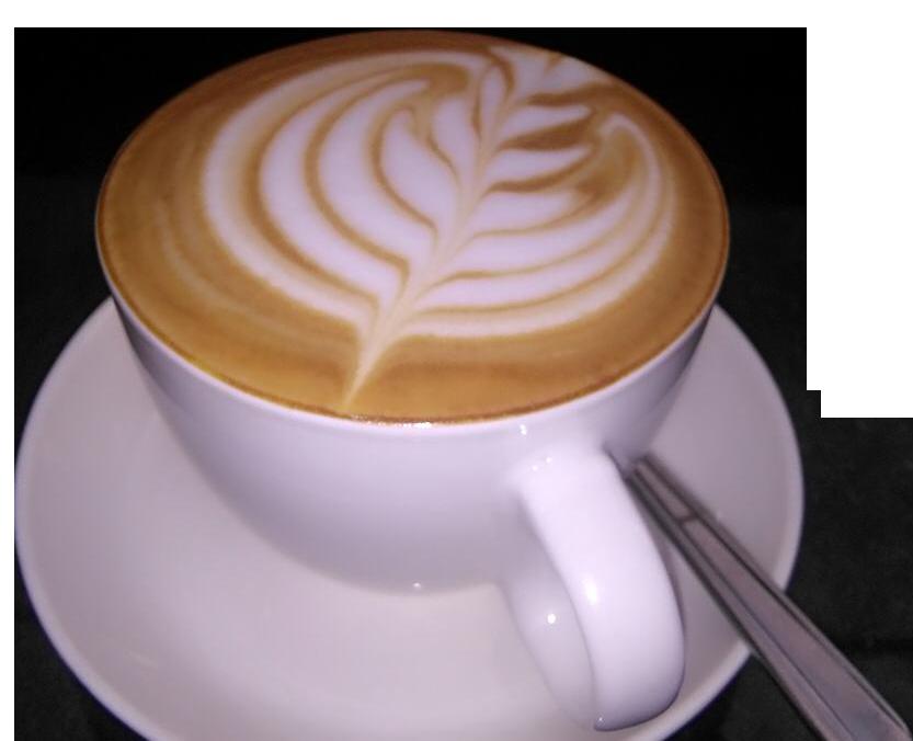 Hazelnut Latte (1)